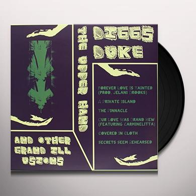 Duke Diggs UPPER HAND & OTHER GRAND ILLUSIONS Vinyl Record