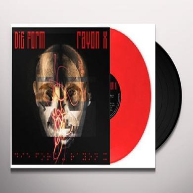 Die Form RAYVON X Vinyl Record