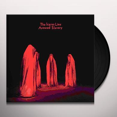 The Icarus Line AVOWED SLAVERY Vinyl Record