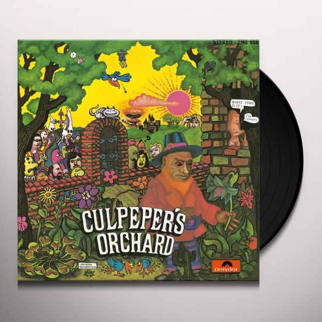 CULPEPER'S ORCHARD Vinyl Record - 180 Gram Pressing, Deluxe Edition, Poster, Reissue