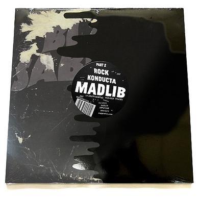 Madlib ROCK KONDUCTA PT 2 Vinyl Record