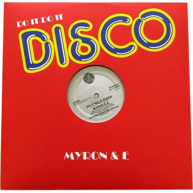 Myron & E DO IT DO IT DISCO Vinyl Record