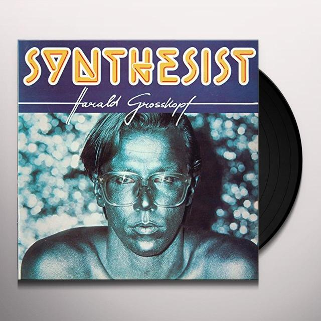 Harald Grosskopf SYNTHESIST Vinyl Record