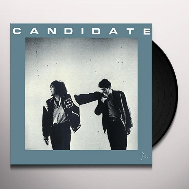 Candidate SIDE BY SIDE Vinyl Record