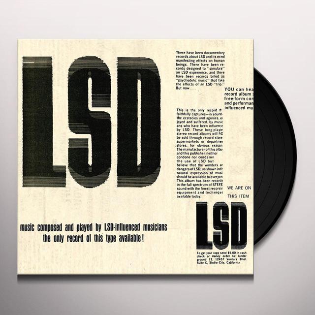 LSD UNDERGROUND 12 / VARIOUS (Vinyl)