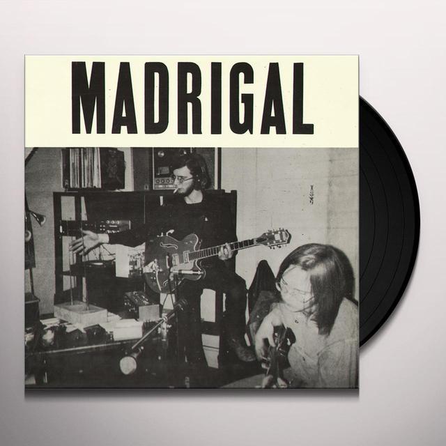 MADRIGAL (Vinyl)