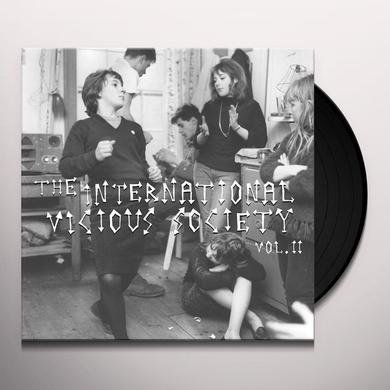 INTERNATIONAL VICIOUS SOCIETY 2 / VARIOUS Vinyl Record