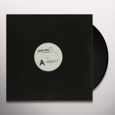 Jesse Bru UNDER THE NIGHT (EP) Vinyl Record