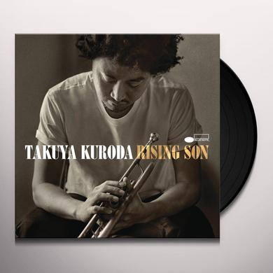 Takuya Kuroda RISING SON Vinyl Record