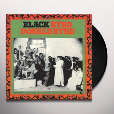 Donald Byrd BLACK BYRD Vinyl Record