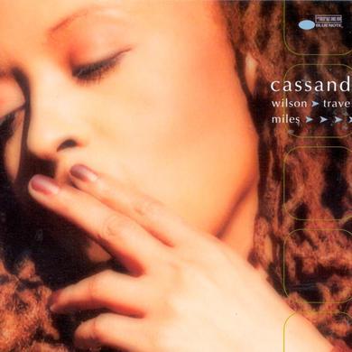 Cassandra Wilson TRAVELING MILES Vinyl Record