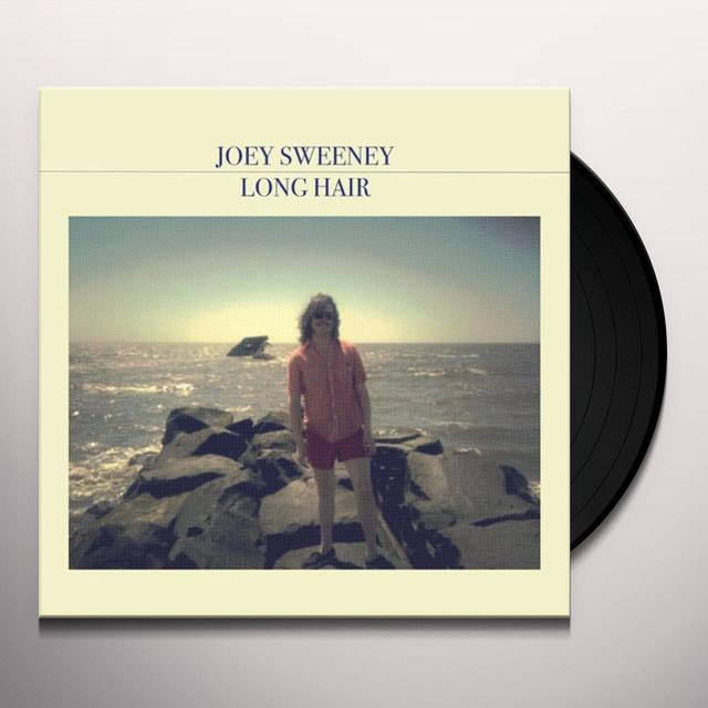 Joey Sweeney LONG HAIR Vinyl Record