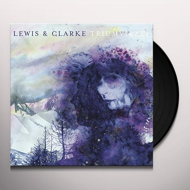 Lewis & Clarke TRIUMVIRATE Vinyl Record