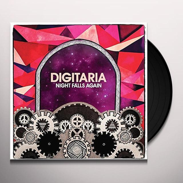 Digitaria NIGHT FALLS AGAIN Vinyl Record