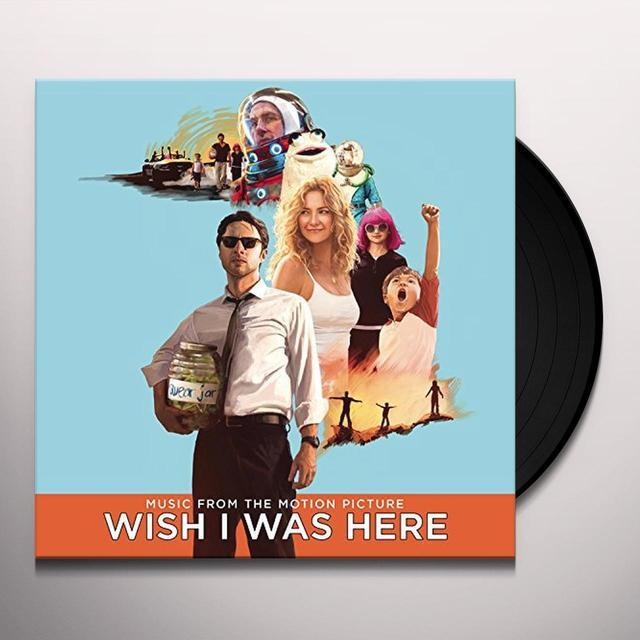 Wish I Was Here / O.S.T. (Gate) WISH I WAS HERE / O.S.T. Vinyl Record