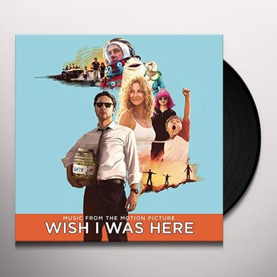 Wish I Was Here / O.S.T. (Gate) WISH I WAS HERE / O.S.T. Vinyl Record - Gatefold Sleeve