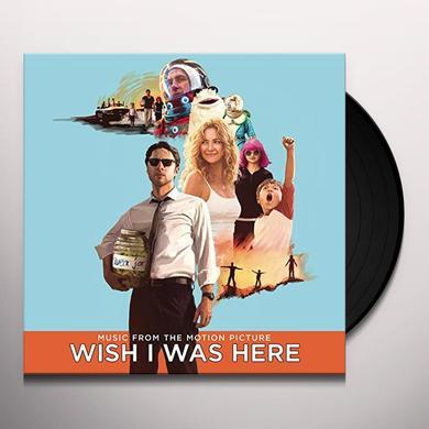 Wish I Was Here / O.S.T. (Gate) WISH I WAS HERE / O.S.T. Vinyl Record - Gatefold Sleeve