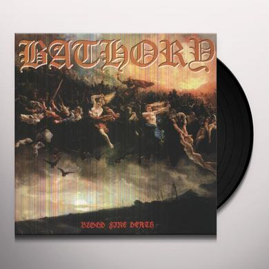 Bathory BLOOD FIRE DEATH Vinyl Record - Limited Edition