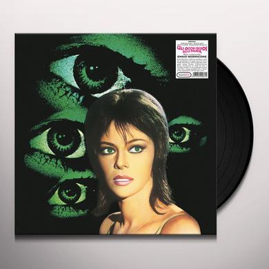 Ennio / Gruppo D'Improvvisazione Nuova Morricone GLI OCCHI FREDDI DELLA PAURA / O.S.T. Vinyl Record - Limited Edition