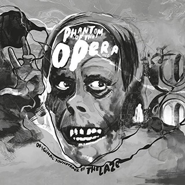 Laze (Ltd) PHANTOM OF THE OPERA / O.S.T. Vinyl Record - Limited Edition