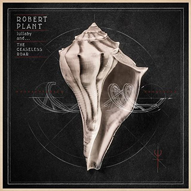 Robert Plant LULLABY & THE CEASELESS ROAR Vinyl Record