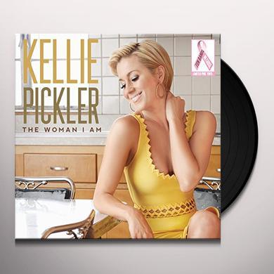 Kellie Pickler WOMAN I AM Vinyl Record