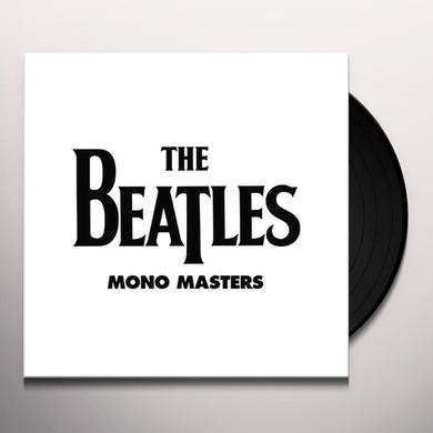 The Beatles MONO MASTERS Vinyl Record - Mono