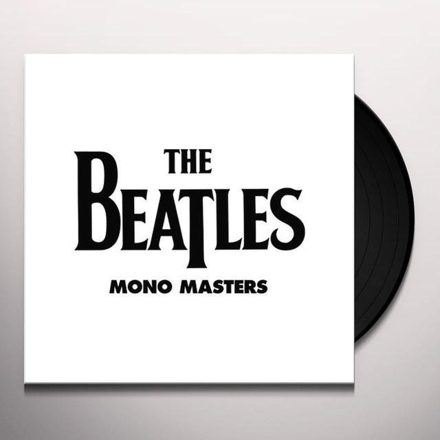 The Beatles MONO MASTERS Vinyl Record