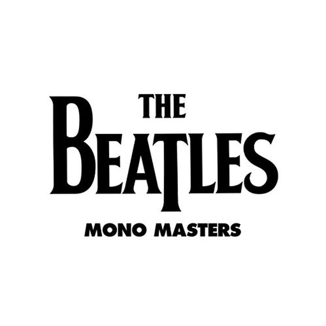The Beatles MONO MASTERS Vinyl Record - Mono