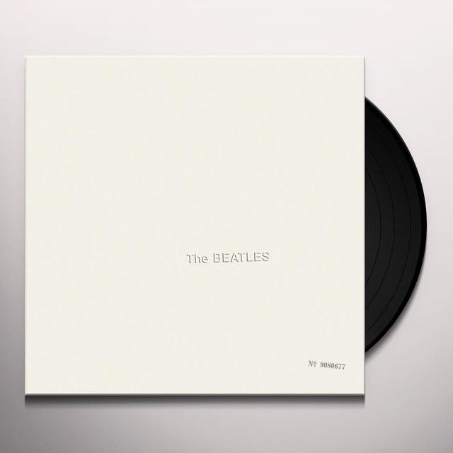 BEATLES (THE WHITE ALBUM) Vinyl Record - Mono