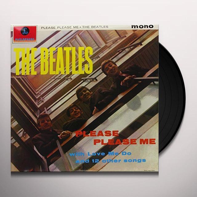 The Beatles PLEASE PLEASE ME Vinyl Record