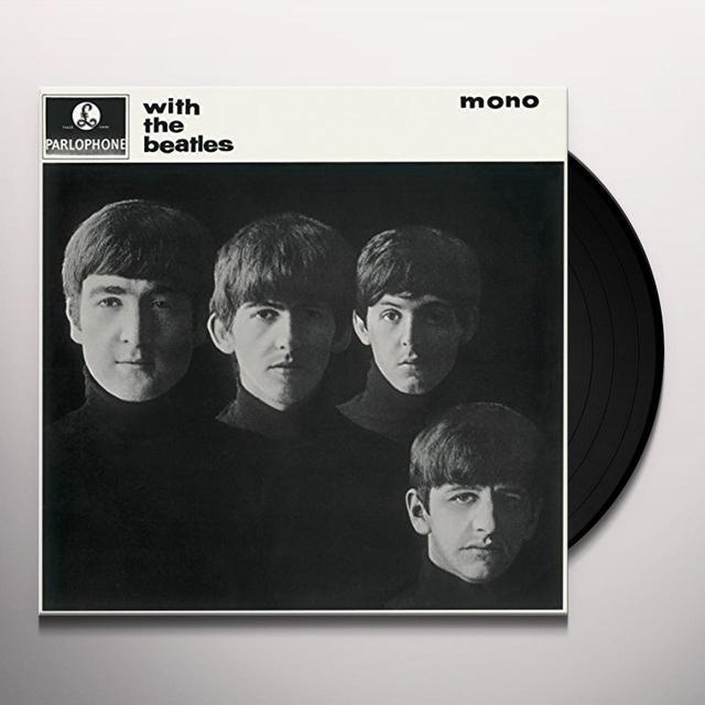 WITH THE BEATLES Vinyl Record - Mono