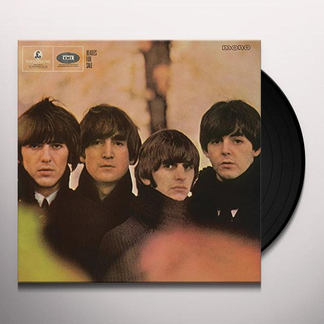 BEATLES FOR SALE Vinyl Record - Mono