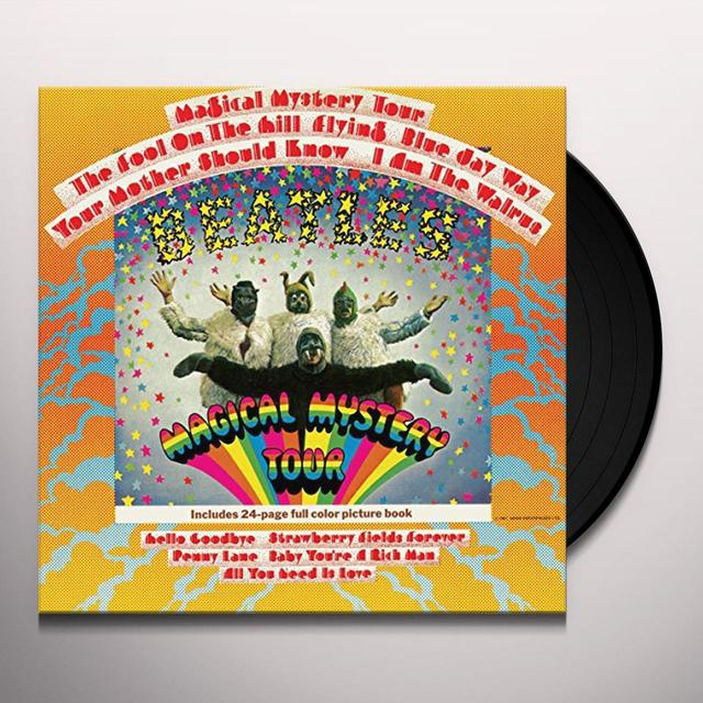 The Beatles MAGICAL MYSTERY TOUR Vinyl Record - Mono
