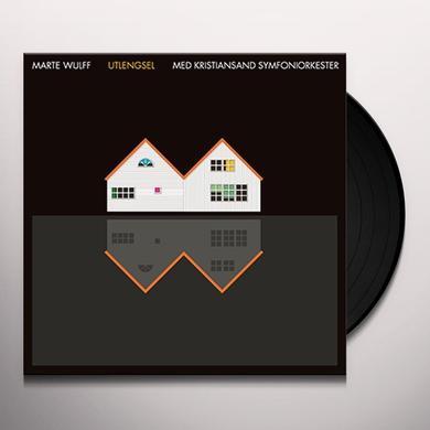 Marte Wulff UTLENGSEL Vinyl Record - Holland Import