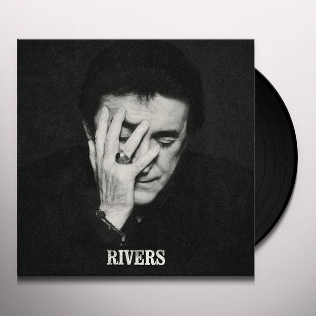 Dick Rivers RIVERS Vinyl Record