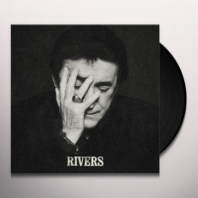 Dick Rivers RIVERS Vinyl Record - Holland Import