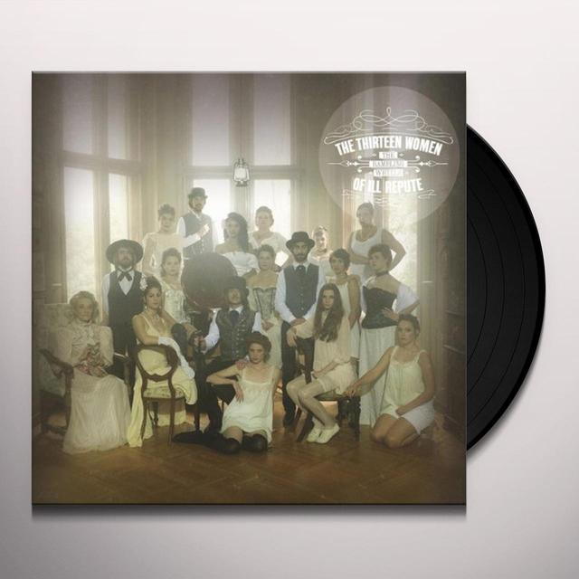 Rambling Wheels THIRTEEN WOMEN OF ILL REPUTE Vinyl Record - Holland Import