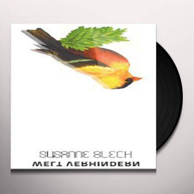 Susanne Blech WELT VERHINDERN Vinyl Record