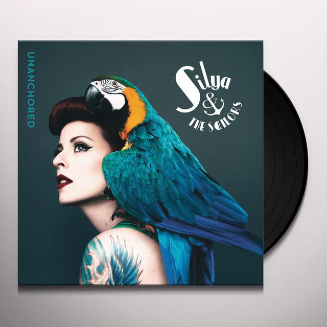 Silya & The Sailors UNANCHORED Vinyl Record