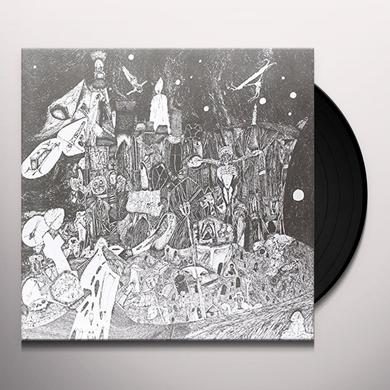Rudimentary Peni DEATH CHURCH Vinyl Record - Holland Import
