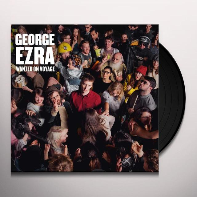 George Ezra WANTED ON VOYAGE (GER) Vinyl Record