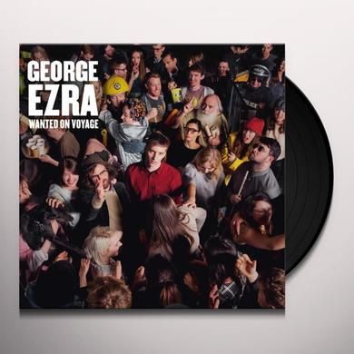 George Ezra WANTED ON VOYAGE (GER) Vinyl Record