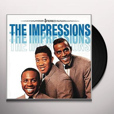 IMPRESSIONS Vinyl Record - Italy Import