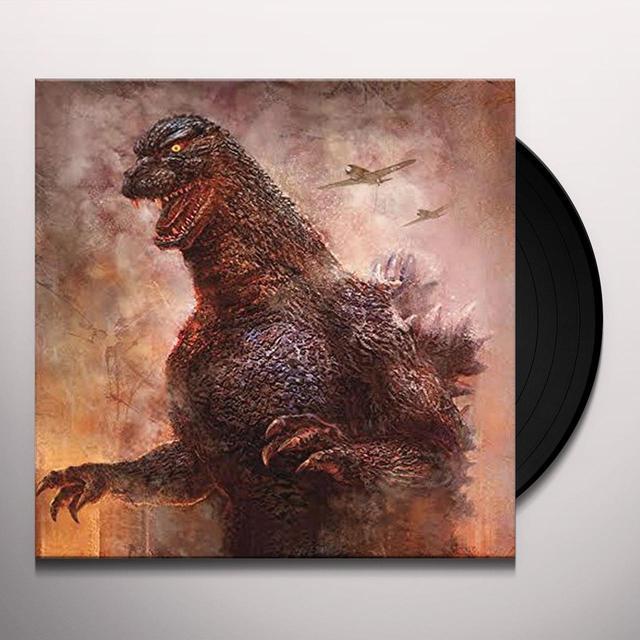 GODZILLA-JAPANESE ORIGINAL 60TH ANNIVERSARY / O.S. Vinyl Record