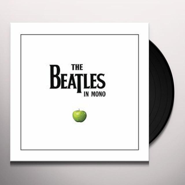 BEATLES IN MONO (BOX) Vinyl Record