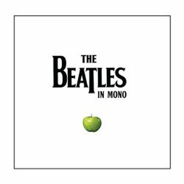 BEATLES IN MONO (BOX) Vinyl Record