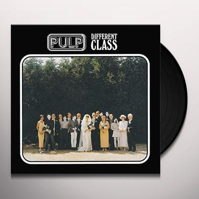 Pulp DIFFERENT CLASS Vinyl Record - 180 Gram Pressing