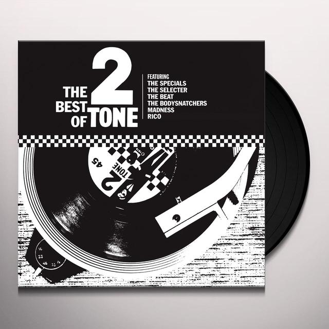 BEST OF 2 TONE / VARIOUS Vinyl Record