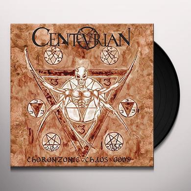 Centurian CHORONZONIC CHAOS GODS Vinyl Record
